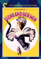 Elena et les hommes - DVD movie cover (xs thumbnail)