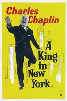 A King in New York - British Movie Poster (xs thumbnail)