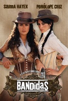 Bandidas - French DVD movie cover (xs thumbnail)