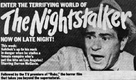 The Night Stalker - poster (xs thumbnail)