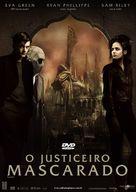 Franklyn - Brazilian DVD movie cover (xs thumbnail)