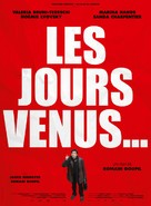 Les jours venus - French Movie Poster (xs thumbnail)