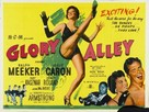 Glory Alley - British Movie Poster (xs thumbnail)