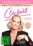 """Cybill"" - German DVD movie cover (xs thumbnail)"