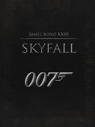 Skyfall - DVD cover (xs thumbnail)