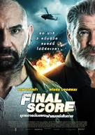 Final Score - Thai Movie Poster (xs thumbnail)