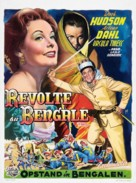 Bengal Brigade - Belgian Movie Poster (xs thumbnail)