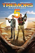 Tremors 5: Bloodlines - Movie Cover (xs thumbnail)