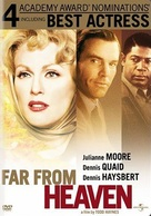Far From Heaven - DVD cover (xs thumbnail)
