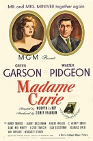 Madame Curie - Movie Poster (xs thumbnail)