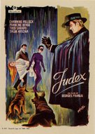 Judex - Spanish Movie Poster (xs thumbnail)