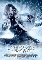 Underworld Blood Wars - Italian Movie Poster (xs thumbnail)