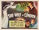 She-Wolf of London - Movie Poster (xs thumbnail)