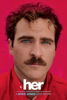 Her - DVD movie cover (xs thumbnail)