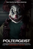 Poltergeist - Estonian Movie Poster (xs thumbnail)