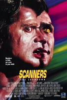 Scanner Cop II - Movie Poster (xs thumbnail)