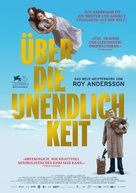 Om det oändliga - German Movie Poster (xs thumbnail)