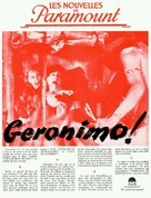 Geronimo - French poster (xs thumbnail)