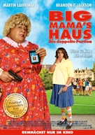 Big Mommas: Like Father, Like Son - German Movie Poster (xs thumbnail)