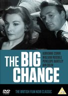 The Big Chance - British DVD cover (xs thumbnail)