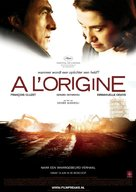 À l'origine - Dutch Movie Poster (xs thumbnail)