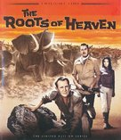 The Roots of Heaven - Blu-Ray movie cover (xs thumbnail)