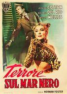 Journey Into Fear - Italian Movie Poster (xs thumbnail)