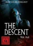 The Descent: Part 2 - German Movie Cover (xs thumbnail)