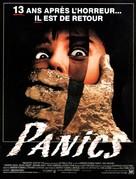 Bad Dreams - French Movie Poster (xs thumbnail)