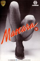 Mascara - British VHS cover (xs thumbnail)