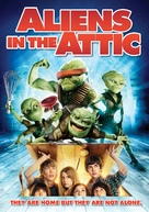 Aliens in the Attic - DVD cover (xs thumbnail)