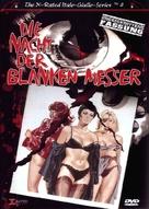 Nude per l'assassino - German Movie Cover (xs thumbnail)