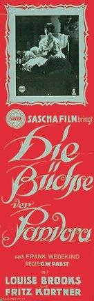Die Büchse der Pandora - German Movie Poster (xs thumbnail)