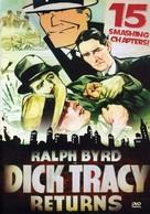 Dick Tracy Returns - DVD cover (xs thumbnail)