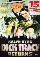 Dick Tracy Returns - DVD movie cover (xs thumbnail)