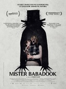 The Babadook - French Movie Poster (xs thumbnail)
