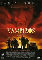 Vampires - Spanish Movie Cover (xs thumbnail)