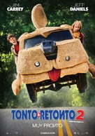 Dumb and Dumber To - Argentinian Movie Poster (xs thumbnail)