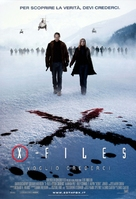 The X Files: I Want to Believe - Italian Movie Poster (xs thumbnail)
