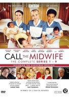 """Call the Midwife"" - Dutch DVD movie cover (xs thumbnail)"