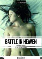 Batalla en el cielo - Dutch DVD cover (xs thumbnail)