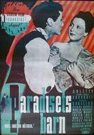 Les enfants du paradis - Swedish Movie Poster (xs thumbnail)
