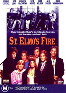St. Elmo's Fire - Australian Movie Cover (xs thumbnail)
