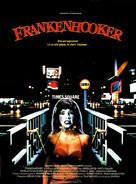 Frankenhooker - French Movie Poster (xs thumbnail)