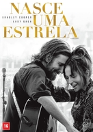 A Star Is Born - Brazilian Movie Cover (xs thumbnail)