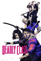 """""""Deadly Class"""" - Movie Cover (xs thumbnail)"""