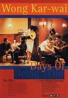 A Fei jingjyuhn - German DVD cover (xs thumbnail)