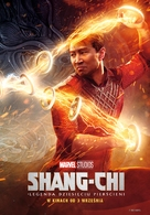 Shang-Chi and the Legend of the Ten Rings - Polish Movie Poster (xs thumbnail)