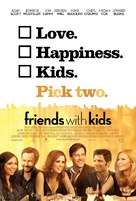 Friends with Kids - Movie Poster (xs thumbnail)