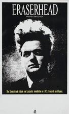 Eraserhead - Video release poster (xs thumbnail)